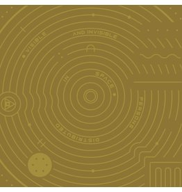Various: Visible & Invisible Persons Distributed In Space LP
