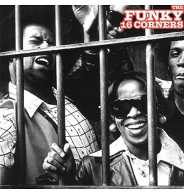 Stones Throw Various: Funky 16 Corners LP