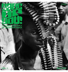 Now Again Various: Wake Up You! Vol. 1: The Rise And Fall Of Nigerian Rock (1972-1977) LP