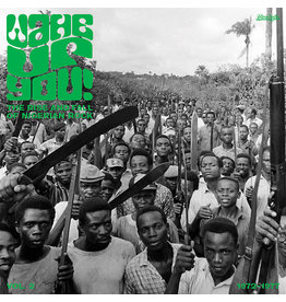 Now Again Various: Wake Up You! Vol. 2: The Rise And Fall Of Nigerian Rock (1972-1977) LP