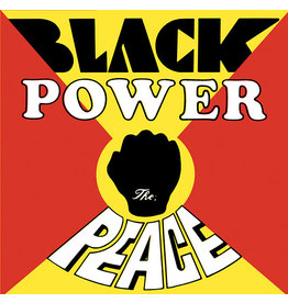Now Again Peace: Black Power LP