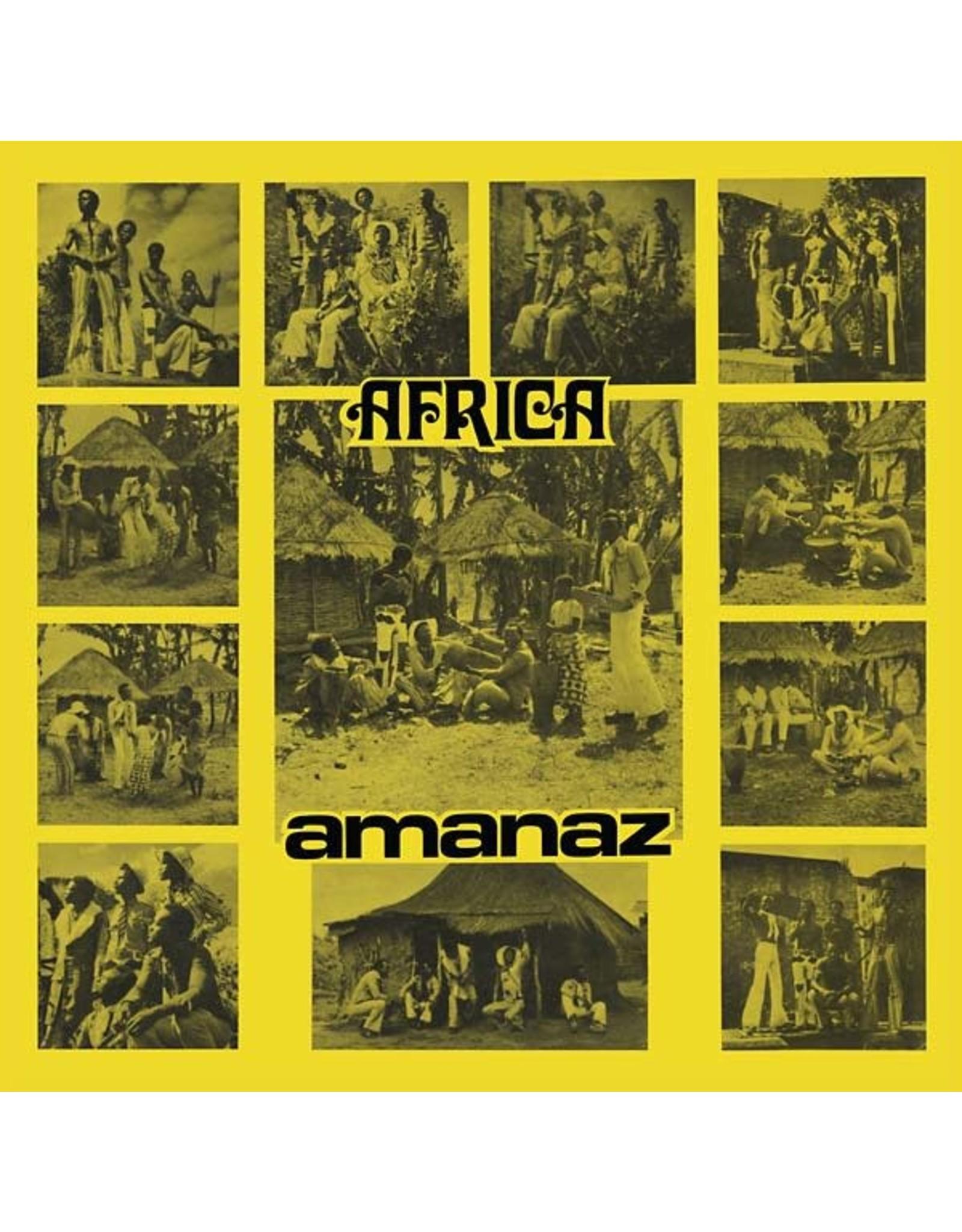 Now Again Amanaz: Africa LP