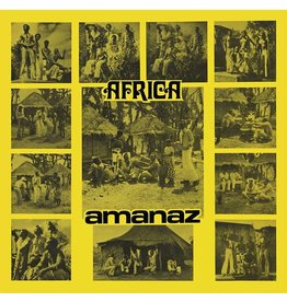 Now Again Amanaz: Africa LP