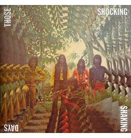 Now Again Various: Those Shocking Shaking Days 3LP