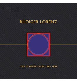 Vinyl on Demand Lorenz, Rudiger: The Syntape Years 1981 - 1983 BOX