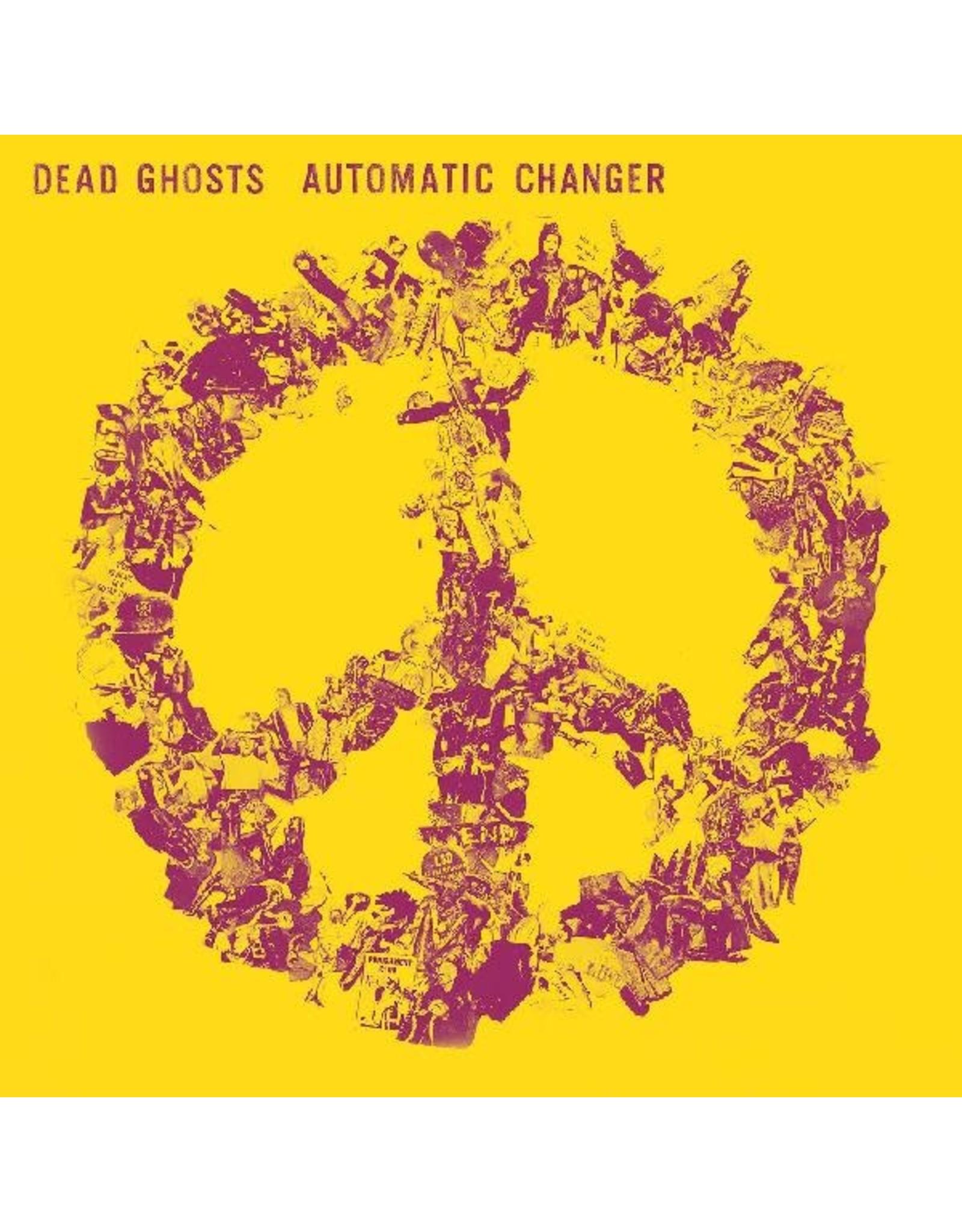 Burger Dead Ghosts: Automatic Changer LP