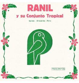 Analog Africa Ranil: Ranil y Su Conjunto Tropical LP