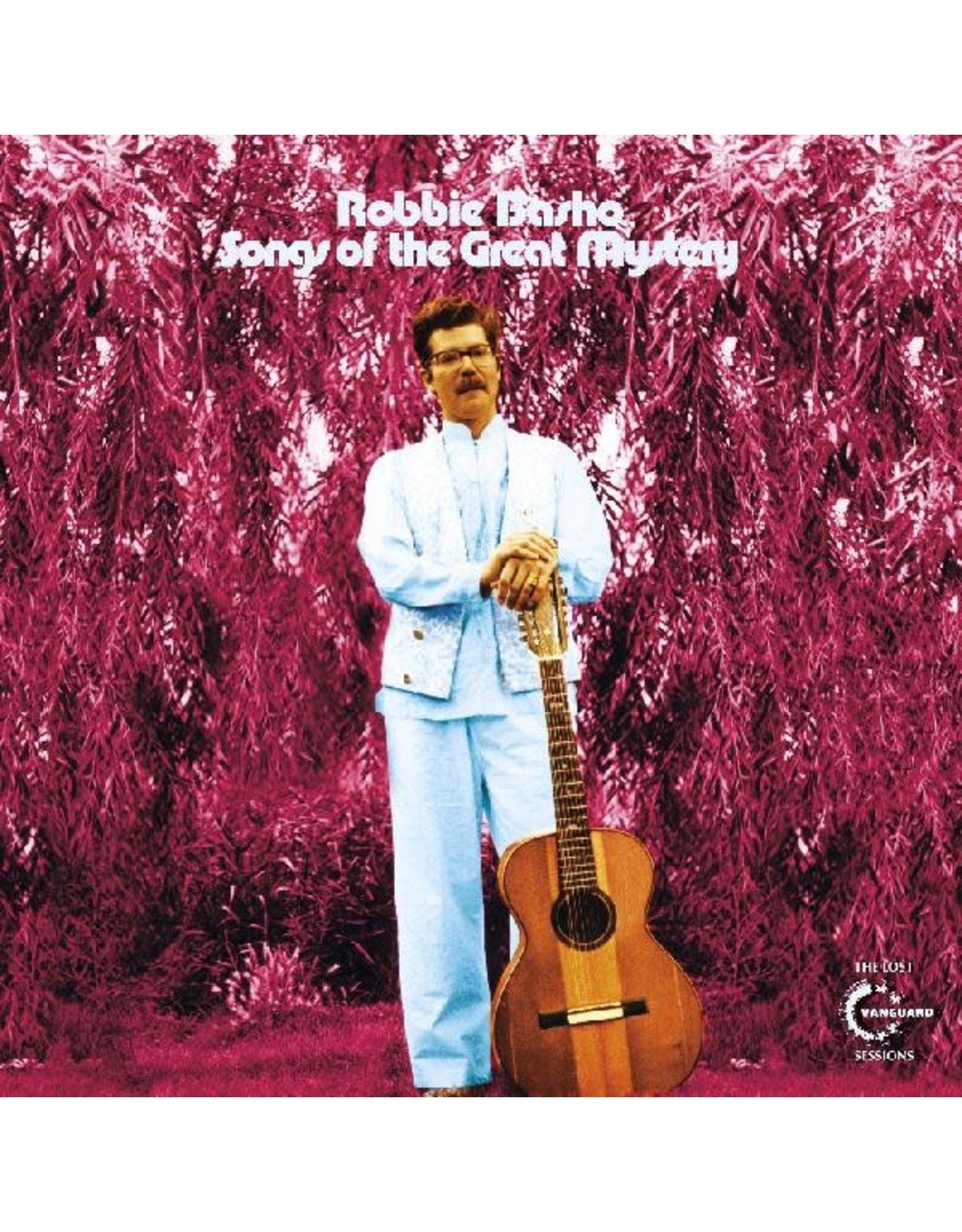 Real Gone Basho, Robbie: Songs of the Great Mystery--The Lost Vanguard Sessions LP
