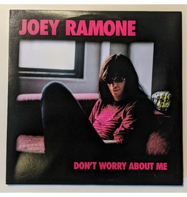 USED: Joey Ramone: Don't Worry About Me LP