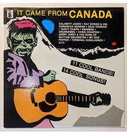 USED: Various: It Came from Canada LP