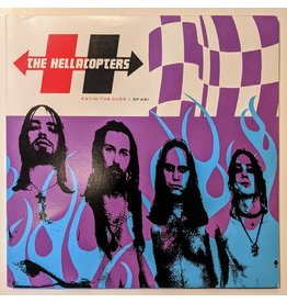USED: Hellacopters: Payin' the Dues LP