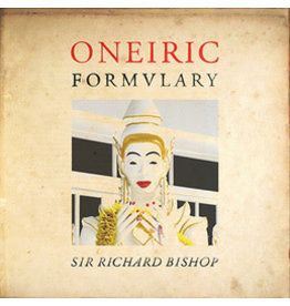 Drag City Bishop, Sir Richard: Oneiric Formulary LP