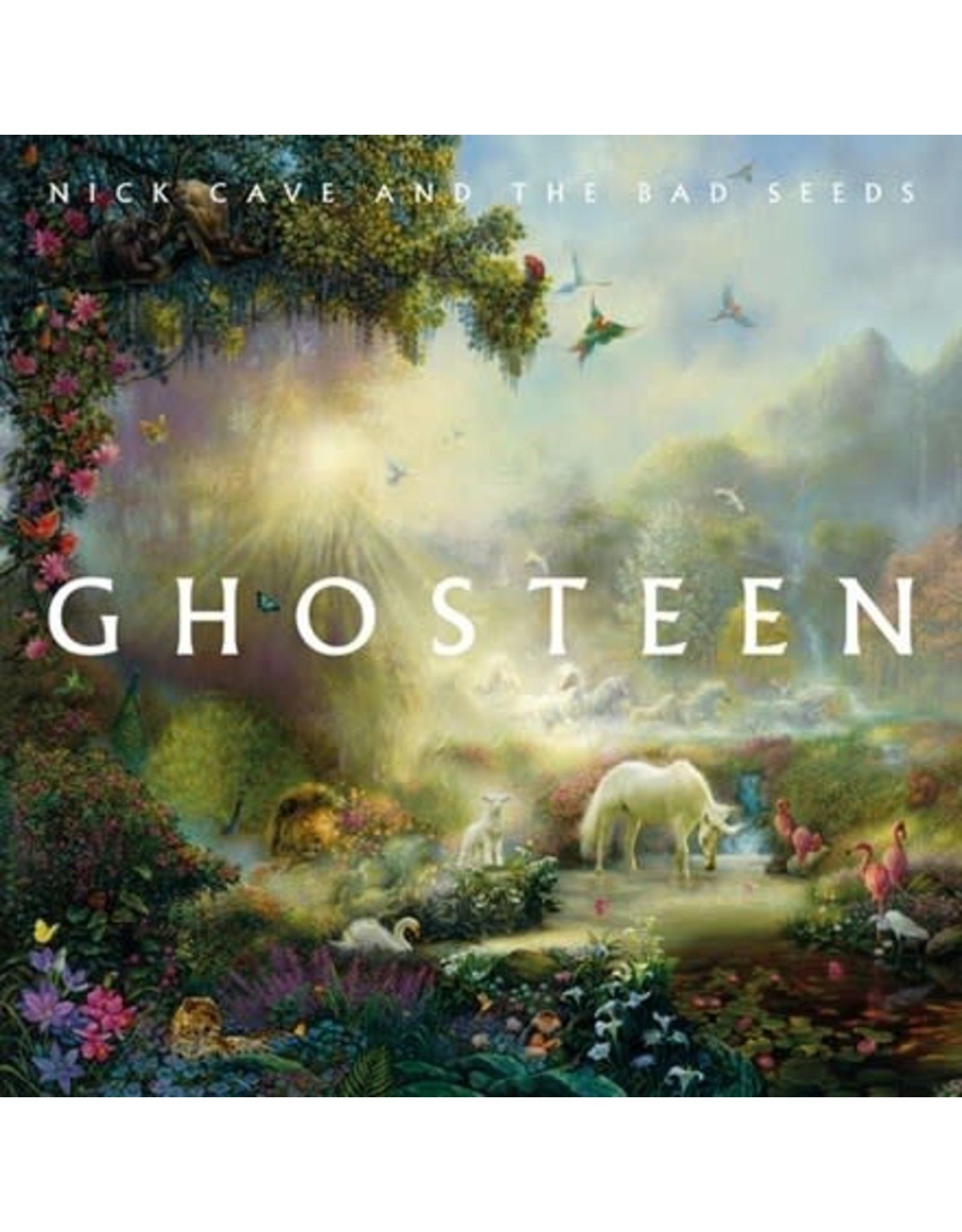 Bad Seed LTD. Cave, Nick & The Bad Seeds: Ghosteen LP
