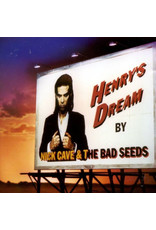 Mute Cave, Nick & The Bad Seeds: Henry's Dream LP