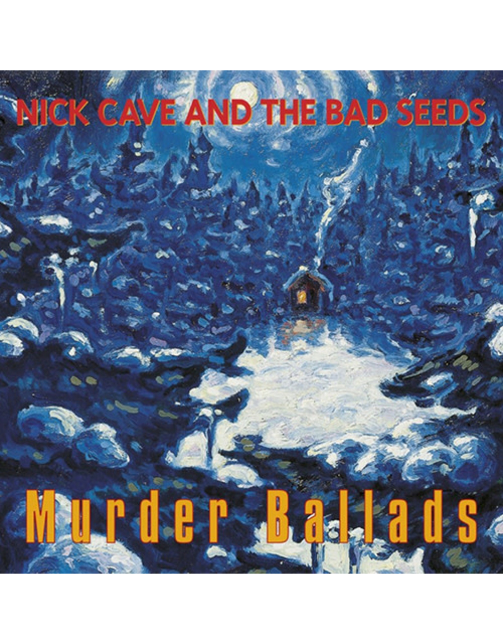 Mute Cave, Nick & The Bad Seeds: Murder Ballads LP