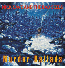 Mute Cave, Nick & The Bad Seeds: Murder Ballads LP