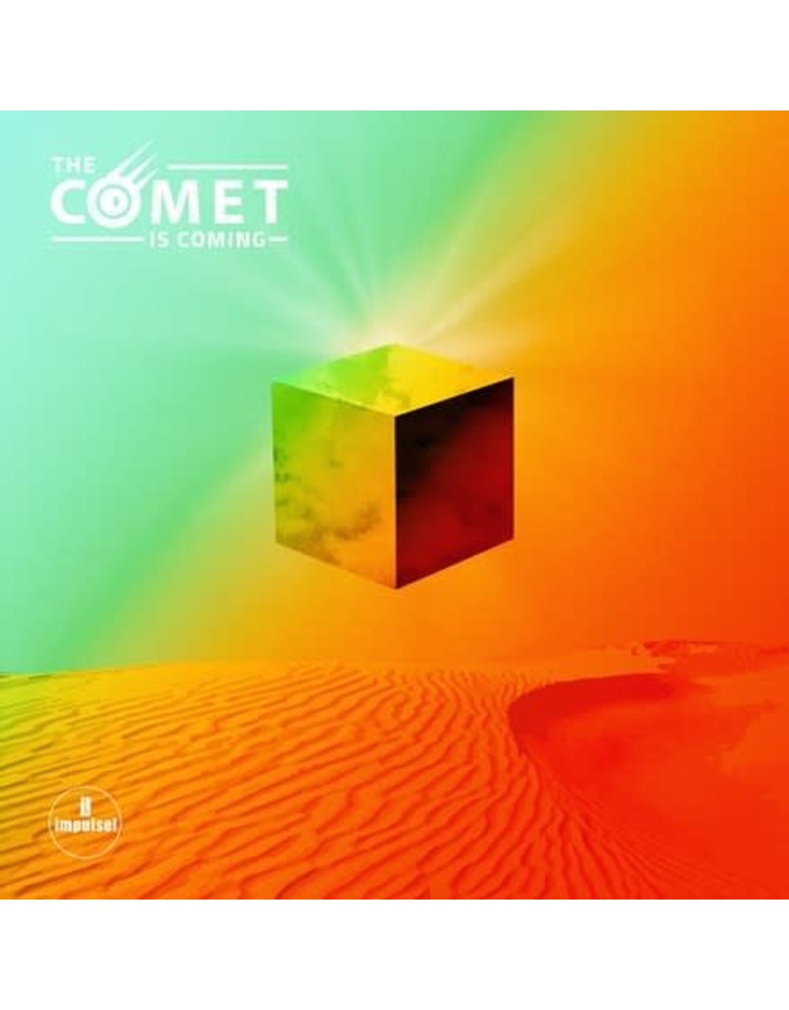 Impulse Comet is Coming: Afterlife LP