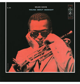 Legacy Davis, Miles: Round About Midnight (Mono) LP