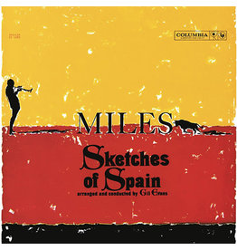 Legacy Davis, Miles: Sketches of Spain LP