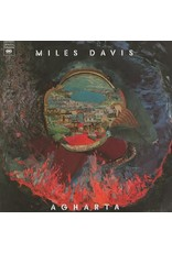 Music on Vinyl Davis, Miles: Agharta LP