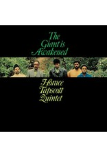 Real Gone Tapscott, Horace Quintet: The Giant Is Awakened (Limited Neon Green Vinyl Edition) LP
