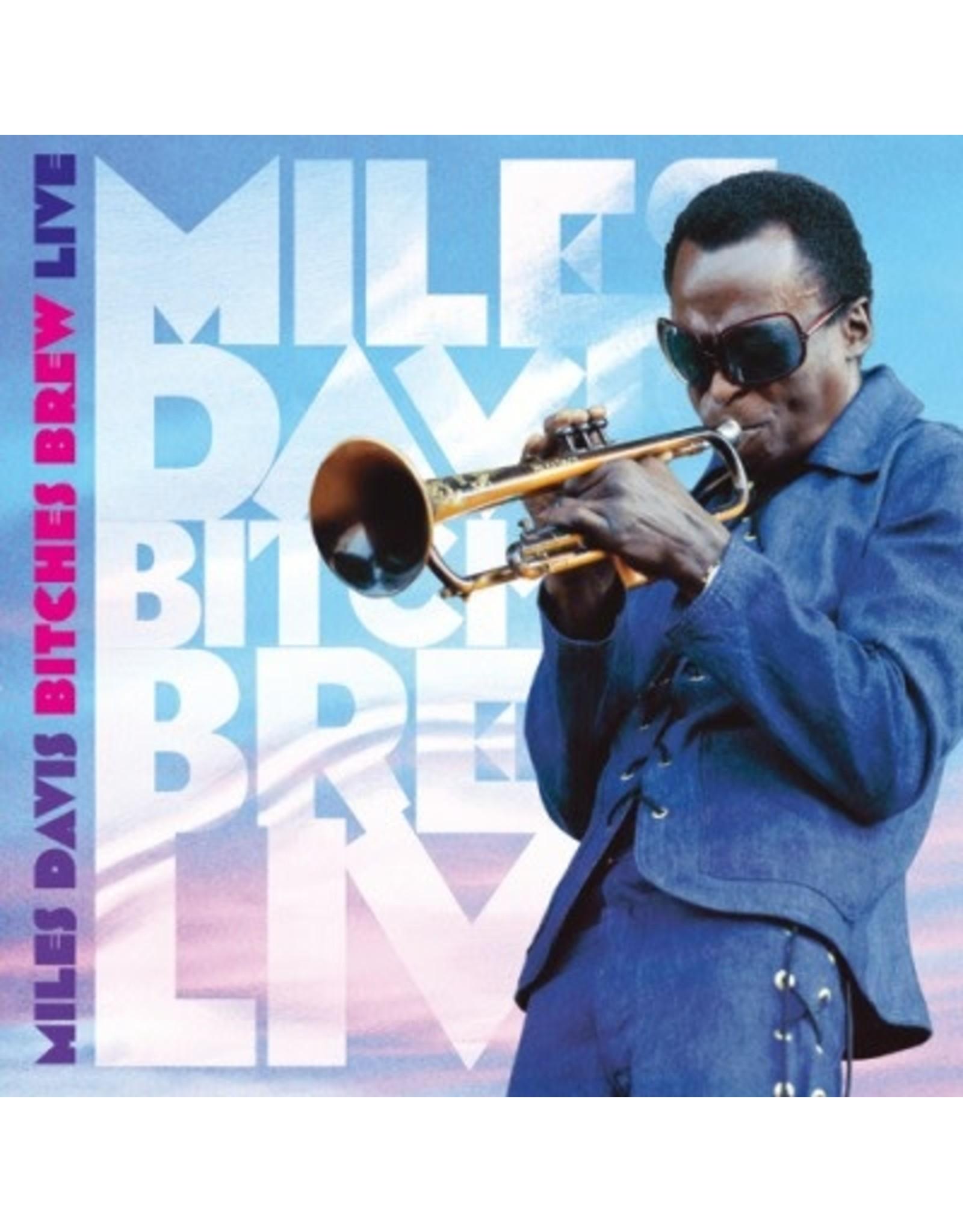 Music on Vinyl Davis, Miles: Bitches Brew Live LP
