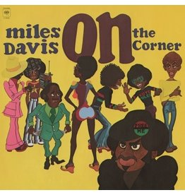 Music on Vinyl Davis, Miles: On the Corner LP
