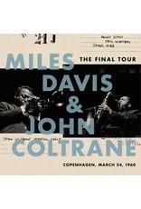 Legacy Davis; Miles & Coltrane; John: Final Tour: Copenhagen; March 24; 1960 LP