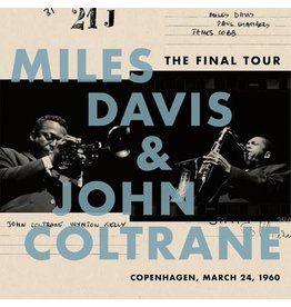 Legacy Davis; Miles & Coltrane; John: Final Tour: Copenhagen; March 24; 1960 LP