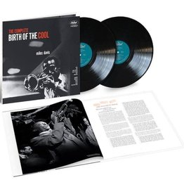 Blue Note Davis, Miles: The Complete Birth of the Cool LP