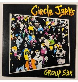 USED: Circle Jerks: Group Sex LP