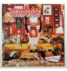 USED: The Deadcats: Bad Pussy LP