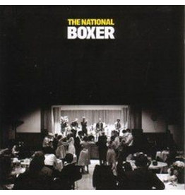 Beggars National: Boxer LP