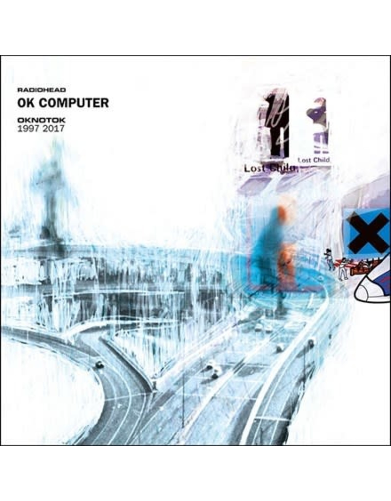 XL Radiohead: OK Computer - Oknotok 1997 2017 LP