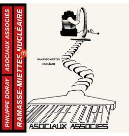 Souffle Continu Doray & Les Asociaux Associes, Philippe: Ramasse-Miettes Nucleaires LP