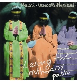 Soave Musci/Giovanni Venosta/Massimo Mariani, Roberto: Losing The Orthodox Path LP
