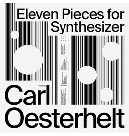Umor Rex Oesterhelt, Carl: Eleven Pieces for Synthesizer LP