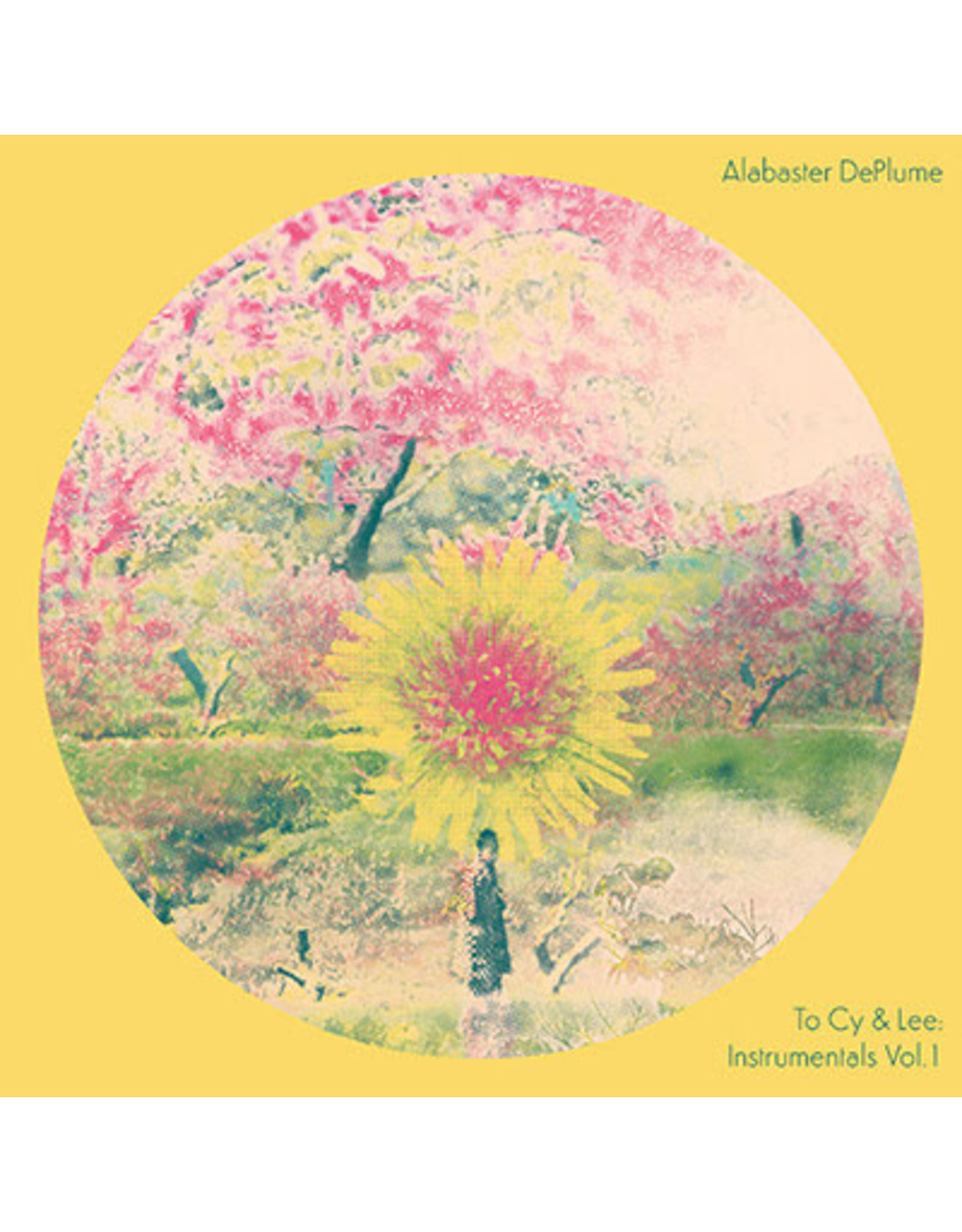 International Anthem DePlume, Alabaster: To Cy & Lee: Instrumentals Vol. 1 LP