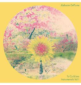 International Anthem Alabaster DePlume: To Cy & Lee: Instrumentals Vol. 1 LP