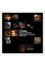 BBE Various: J Jazz: Deep Modern Jazz from Japan 1969-1984 LP