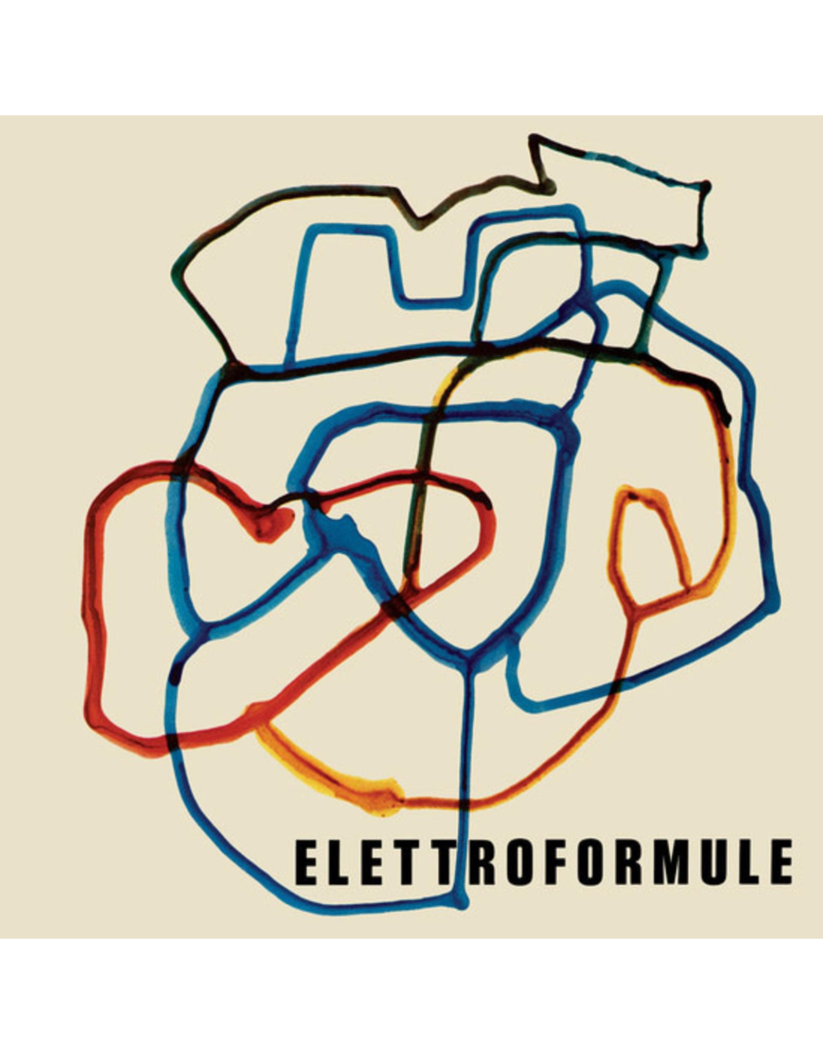 Vinyl Magic Sorgini, Giuliano: Elettroformule LP