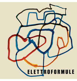 Vinyl Magic Sorgini, Giuliano: Elettroformule LP