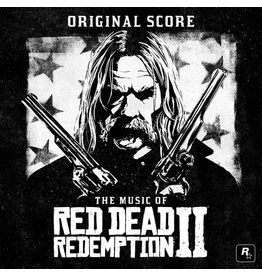 Lakeshore OST: Music of Red Dead Redemption II (Score) LP