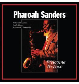 Tidal Wave Music Sanders, Pharoah: Welcome to Love LP