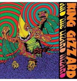 ATO King Gizzard & The Lizard Wizard: Willoughby's Beach LP