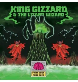 Castle Face King Gizzard & The Lizard Wizard: I'm In Your Mind Fuzz LP
