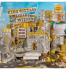ATO King Gizzard & The Lizard Wizard & Mild High Club: Sketches of Brunswick East LP