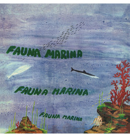 Vinyl Magic Macchi, Egisto: Fauna Marina LP