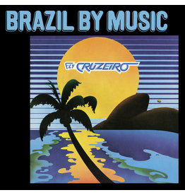 Tidal Wave Music Valle, Marcos & Azymuth: Fly Cruzeiro LP