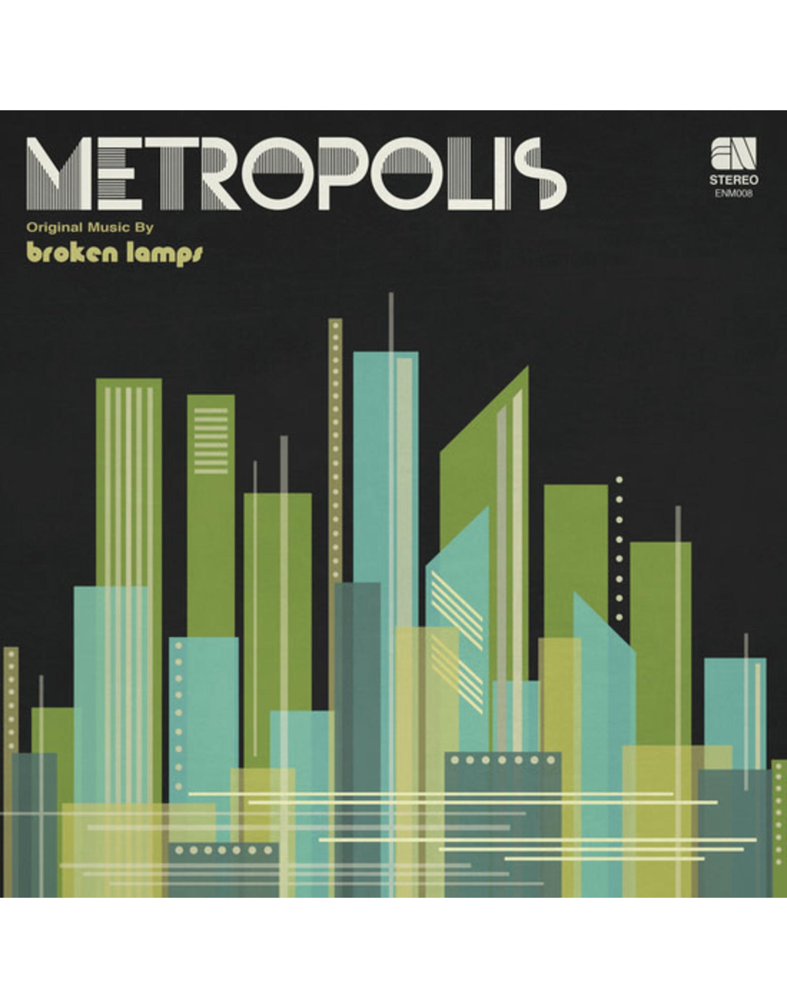 Broken Lamps: Metropolis LP